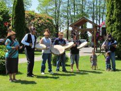 Aboriginal Day Fraser River Heritage Park